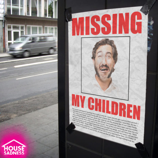 House Sadness Episode 84 Missing My Children
